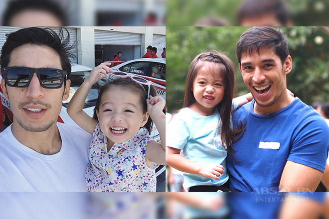 Best Daddy Moments of Ali Khatibi with his cutie baby Amarah