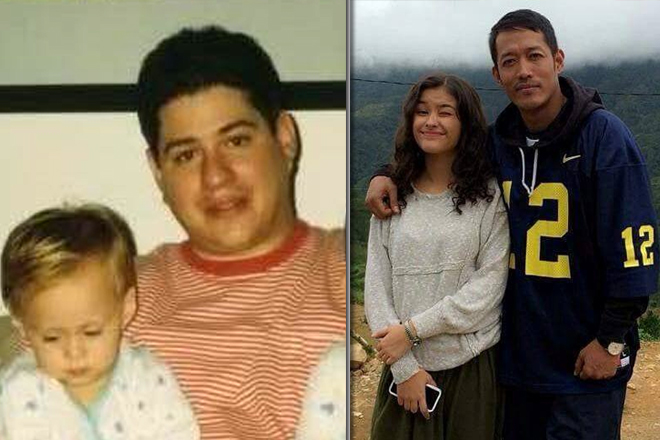 FATHER'S DAY 2018: Bagani stars with their ever supportive real life dads