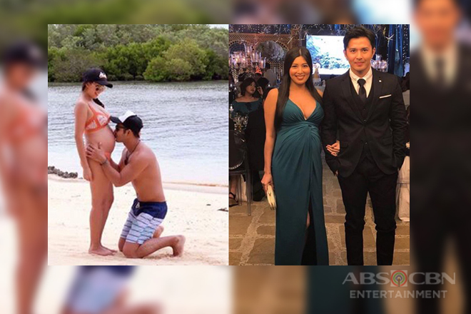 LOOK: Sunshine & Alex's love story in 45 photos