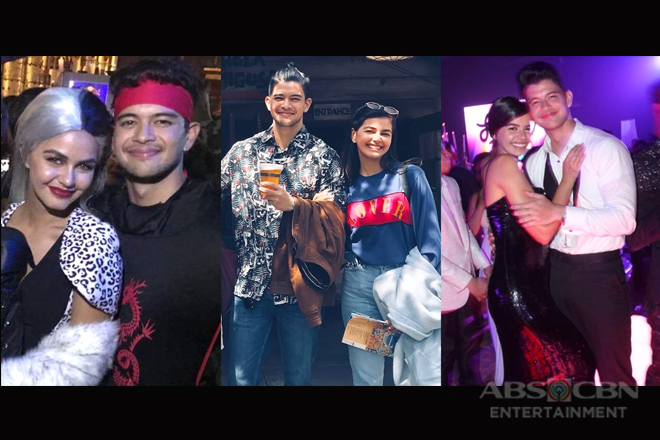 SPOTTED: 17 photos that show Rayver Cruz finally found his happiness in Janine's arms