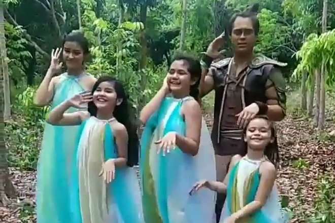 WATCH: Liza & Enrique take on the 'Bboom Bboom' dance challenge