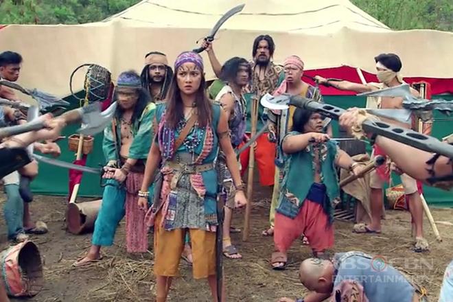 Marikit, umalis na sa kampo ni Matadora