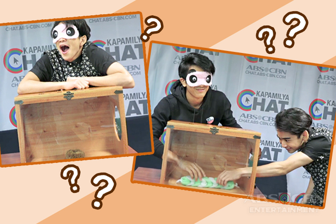 What's In The Box with Makisig and Zaijian