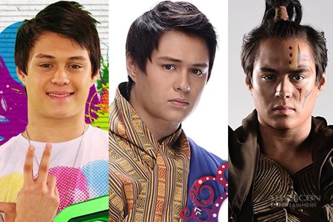 LOOK: Enrique Gil's TV Journey Through The Years