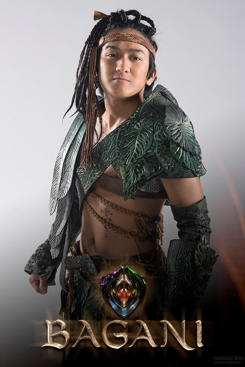 Unleash the hero within with ABS-CBN's newest fantaserye Bagani