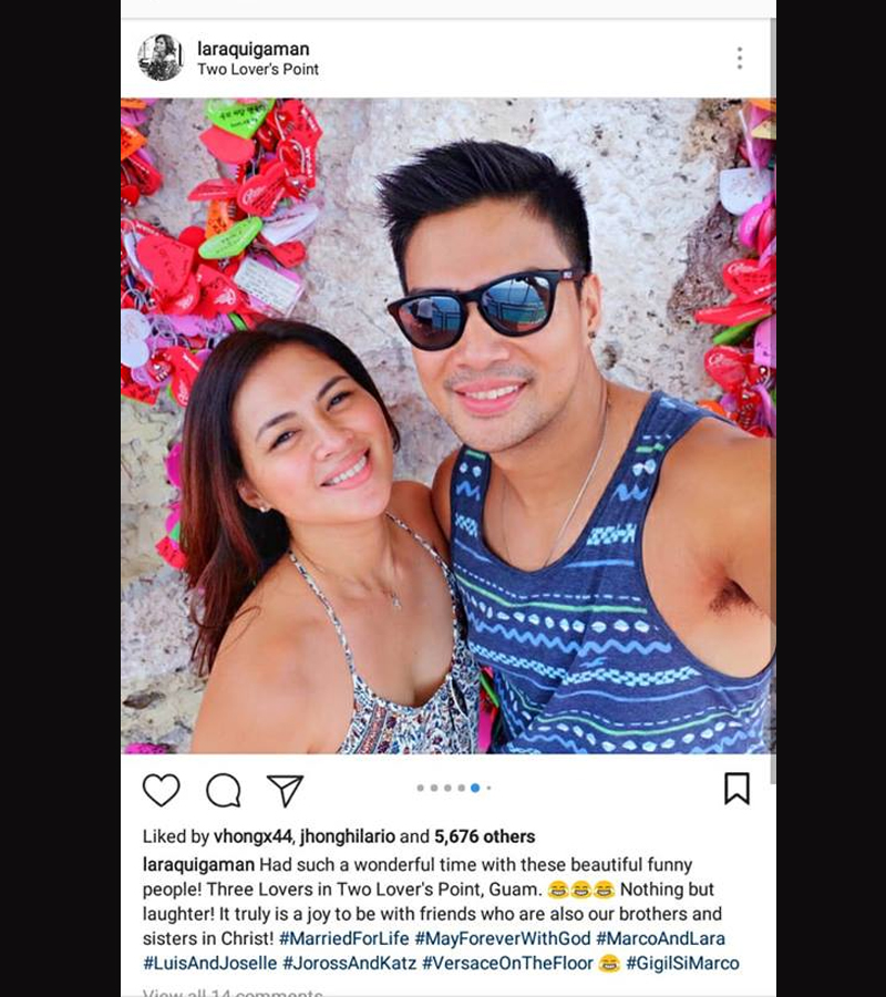 #CoupleGoals: These photos of Lara & Marco show they are really meant for each other!