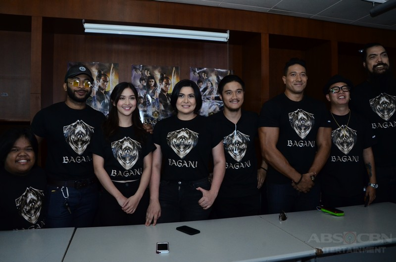 PHOTOS: Bagani DigiCon with the new cast members