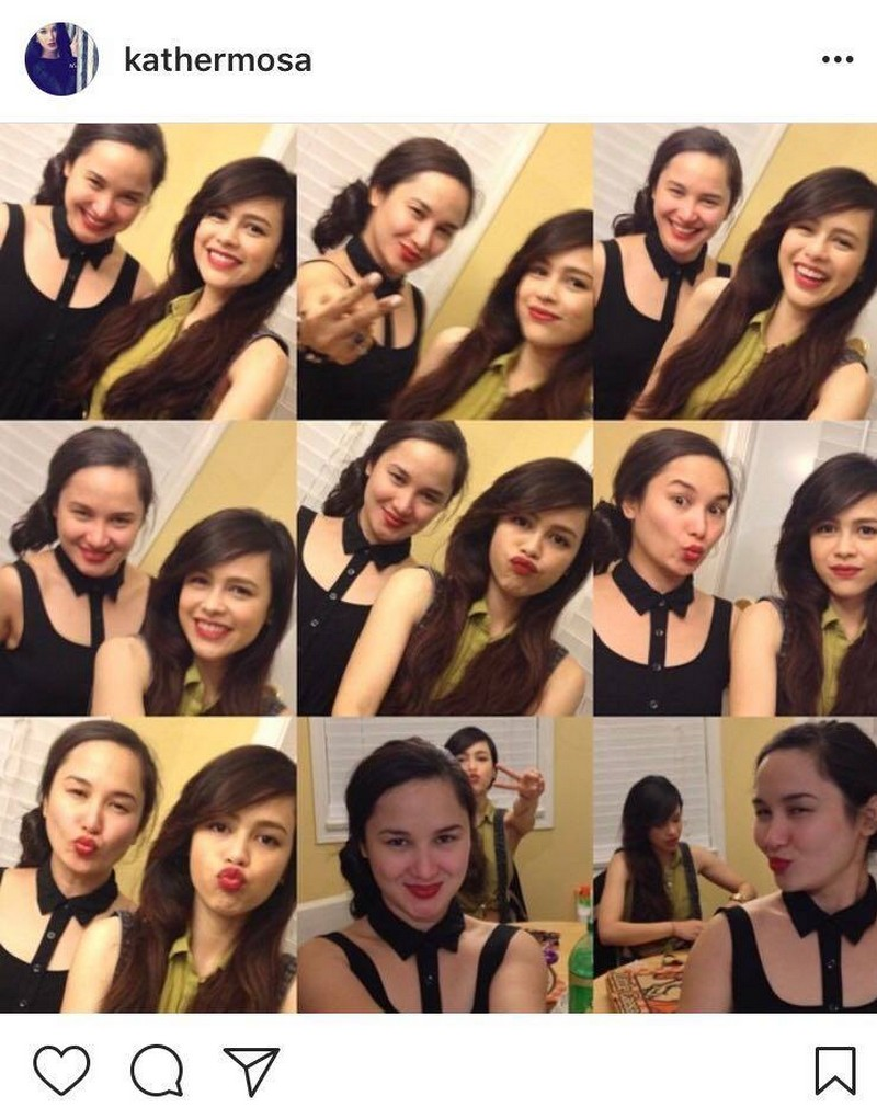 LOOK: Kristine Hermosa and her equally beautiful sisters!