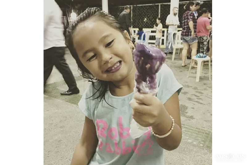 Mga mala-dyosang litrato ng anak ni Kristine Hermosa na si Ondrea