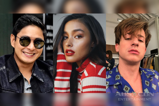 HABA NG HAIR! Local at International celebrities na nabighani sa ganda ni Liza Soberano!