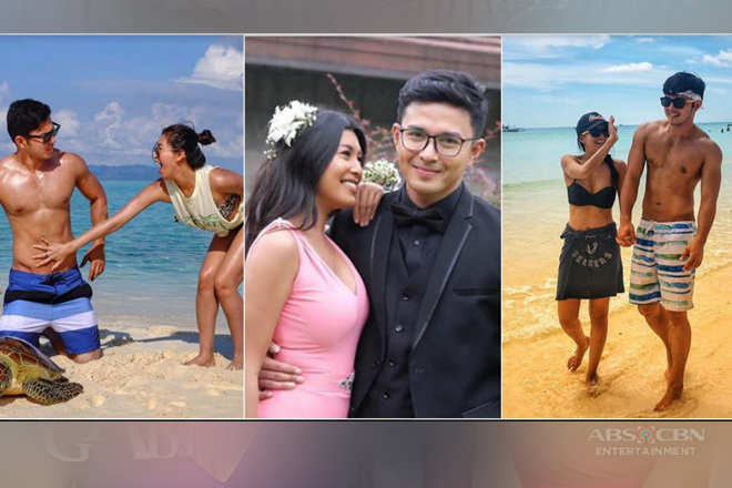 """LOOK: Here are the photos of #CoupleGoals Sunshine & Alex that will make you say """"Inggit much!"""""""