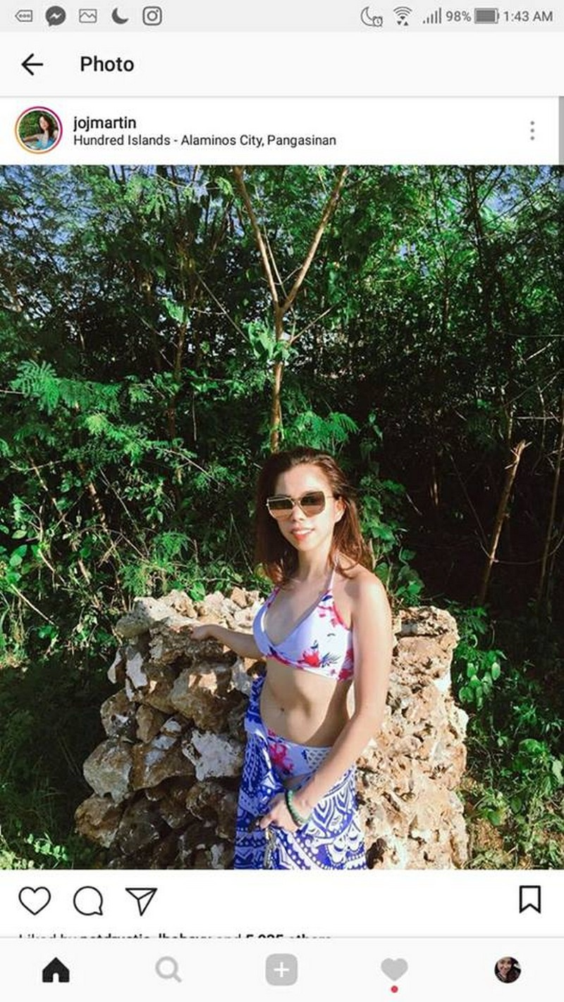 LOOK: Joj Agpangan's sexy snaps that will inspire you to go to the beach right now!