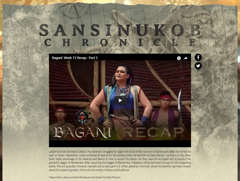 Bagani World brings excitement, exhilaration to online fans