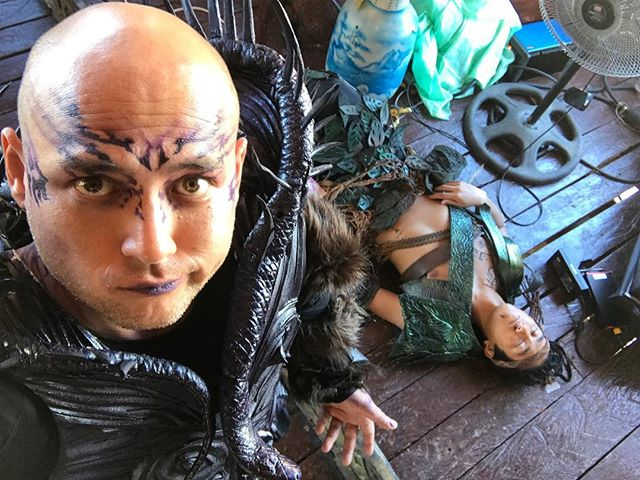 Bagani Behind-The-Scenes: What Ryan Eigenmann aka Sarimaw do in between takes