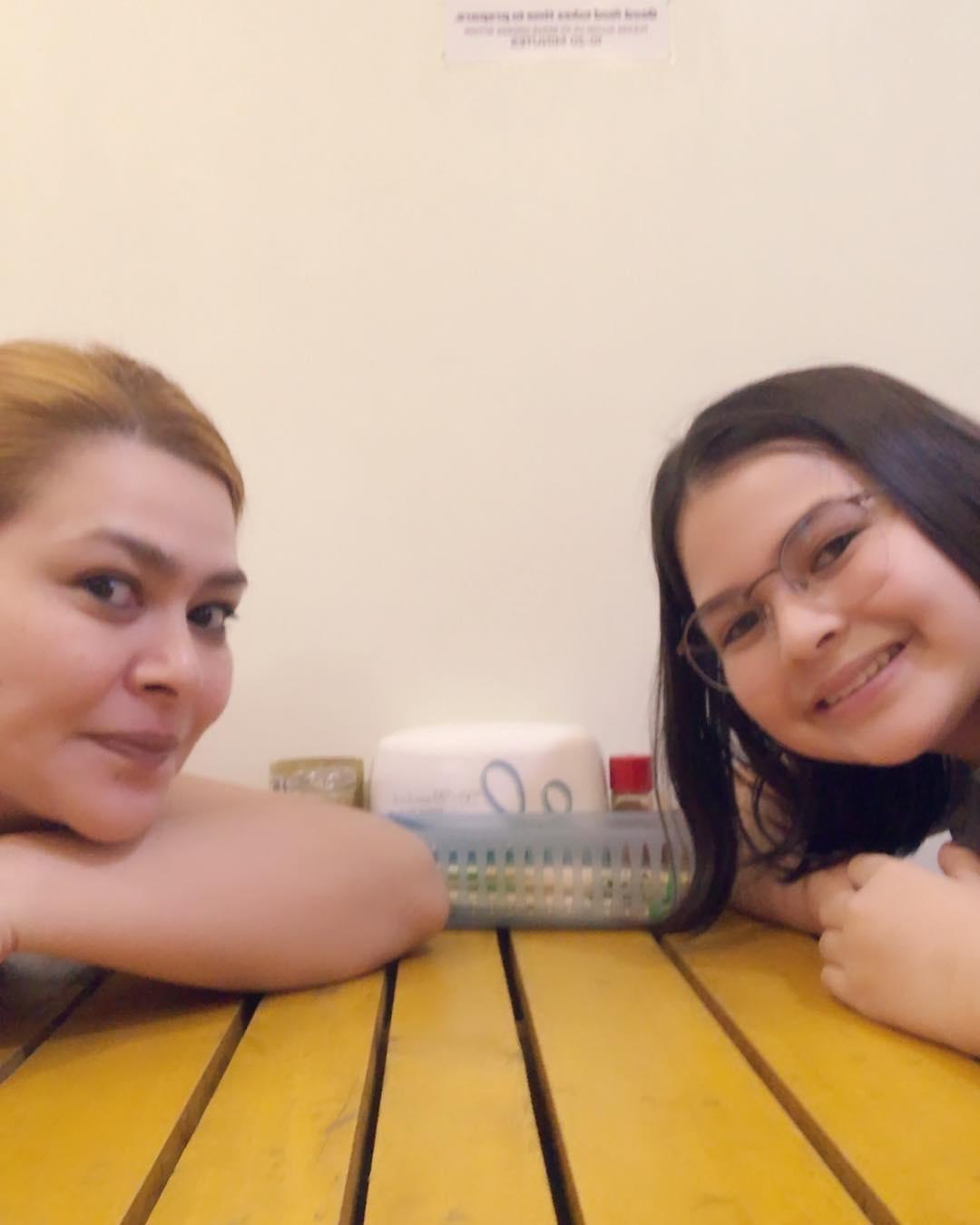 "Aiko Melendez with her beautiful ""Mini Me"" Marthena in 30 photos"