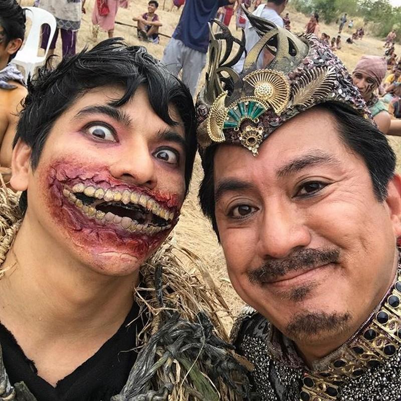 Behind-The-Scenes: Pasilip sa mga kaganapan sa set ng Bagani