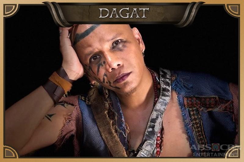 Mga karakter na gumulat sa atin sa 'Bagani'