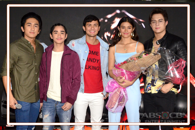 PHOTOS: Bagani The Farewell MediaCon