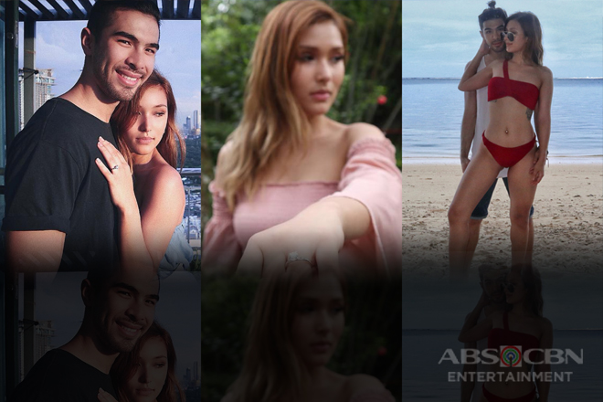 14 photos of Emmanuelle Vera with her soon to be husband