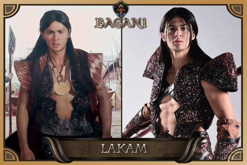 LOOK: Bagani Transformations That Left Us Shookt