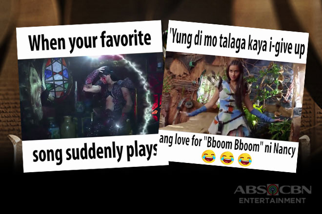 Forget those problems, dance to the beat of Bagani with these groovy memes