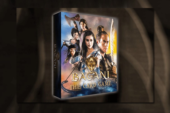"Save Sansinukob in ""Bagani: The Card Game"""